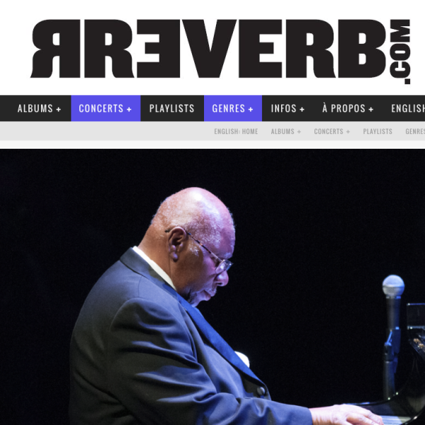 OLIVER JONES passe le flambeau